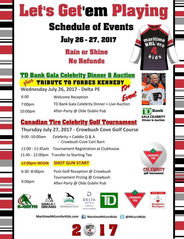 2017 Schedule of Events (June 19)-1