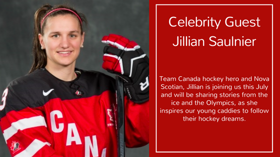 Celebrity Guest announcement - Jillian